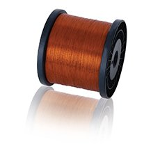 Sole coated AIW enamelled wires